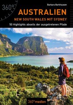 Australien - New South Wales mit Sydney - Barkhausen, Barbara