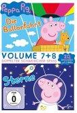 Peppa Pig - Die Ballonfahrt & Sterne - 2 Disc DVD