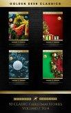 50 Classic Christmas Stories Maxipack: 100+ Authors, 200 Novels, Novellas, Stories, Poems & Carols (Golden Deer Classics) (eBook, ePUB)