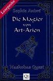 Die Magier von Art-Arien - Band 1 Leseprobe XXL (eBook, ePUB)