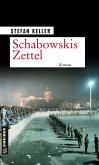 Schabowskis Zettel (eBook, PDF)