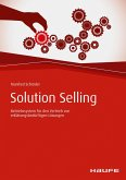 Solution Selling (eBook, PDF)