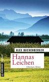 Hannas Leichen (eBook, ePUB)
