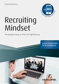 Recruiting Mindset - inkl. Augmented-Reality-App (eBook, PDF)