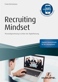 Recruiting Mindset - inkl. Augmented-Reality-App (eBook, PDF) - Rechsteiner, Frank