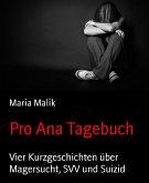 Pro Ana Tagebuch (eBook, ePUB)