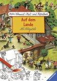 Mein Wimmel-Mal- und Rätselbuch: Auf dem Lande (Mängelexemplar)