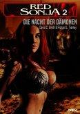 RED SONJA, BAND 2: Die Nacht der Dämonen (eBook, ePUB)