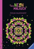 Mein Neon-Malbuch: Cooles Kaleidoskop (Mängelexemplar)