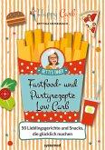 Happy Carb: Fastfood- und Partyrezepte Low Carb (eBook, ePUB)