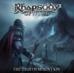 The Eighth Mountain (Digipak) - Rhapsody Of Fire