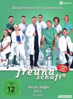 In aller Freundschaft - Die 20. Staffel, Teil 2 DVD-Box - Rühmann,Thomas/Loewig,Andrea Kathrin