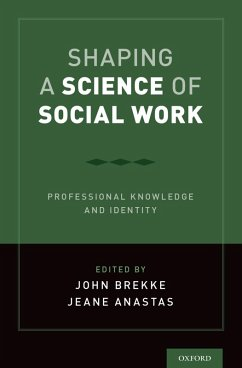 Shaping a Science of Social Work (eBook, ePUB)