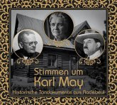 Stimmen um Karl May, 1 Audio-CD