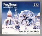Drei Ritter der Tiefe / Perry Rhodan Silberedition Bd.144 (2 MP3-CDs)