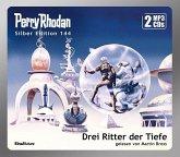 Perry Rhodan Silber Edition - Drei Ritter der Tiefe, 2 MP3-CDs