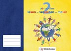 ABC der Tiere 2 · lesen - verstehen - malen