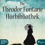 Die Theodor Fontane Hörbibliothek, 5 MP3-CDs