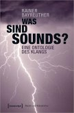 Was sind Sounds?
