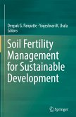 Soil Fertility Management for Sustainable Development