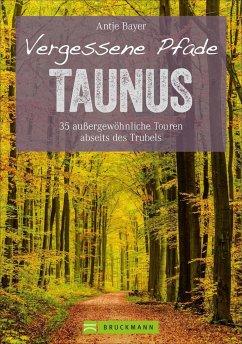 Vergessene Pfade Taunus - Bayer, Antje