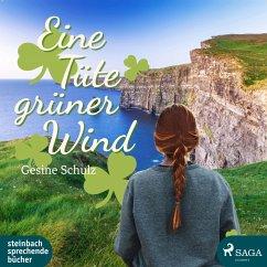 Eine Tüte grüner Wind, 1 MP3-CD - Schulz, Gesine