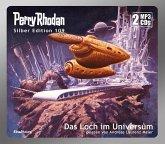 Perry Rhodan Silber Edition - Das Loch im Universum, 2 MP3-CDs