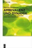 Ambivalenz und Dynamik