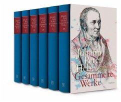 Gesammelte Werke - Hebel, Johann Peter