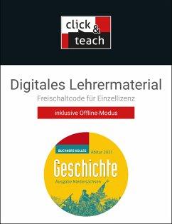 Buchners Kolleg Geschichte Niedersachen Qualifikationsphase click & teach Box