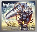 Perry Rhodan Silber Edition - Grenze im Nichts, 2 MP3-CD