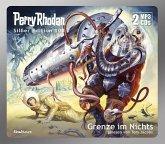 Perry Rhodan Silber Edition - Grenze im Nichts, 2 MP3-CDs