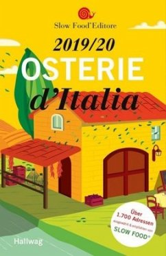 Osterie d'Italia 2019/20 - Slow Food Editore