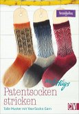 Woolly Hugs Patentsocken stricken