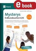 Mysterys Erdkundeunterricht 5-10 (eBook, PDF)