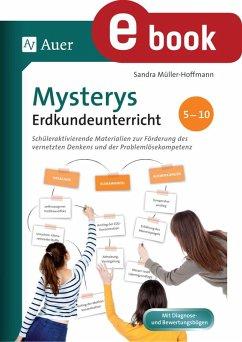 Mysterys Erdkundeunterricht 5-10 (eBook, PDF) - Müller-Hoffmann, Sandra