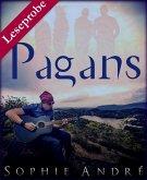 Pagans - Leseprobe XXL (eBook, ePUB)