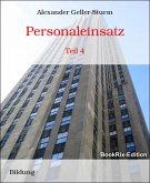 Personaleinsatz (eBook, ePUB)