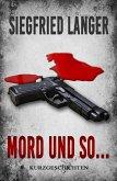 Mord und so ... (eBook, ePUB)