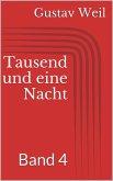 Tausend und eine Nacht, Band 4 (eBook, ePUB)