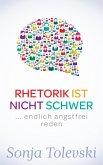 Rhetorik ist nicht schwer (eBook, ePUB)