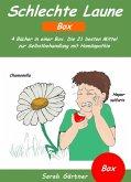 Schlechte Laune - Box. 4 Bücher in einer Box. Die 21 besten Mittel zur Selbstbehandlung mit Homöopathie (eBook, ePUB)
