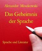 Das Geheimnis der Sprache (eBook, ePUB)