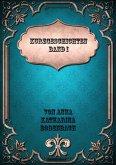 Kurzgeschichten Band I (eBook, ePUB)