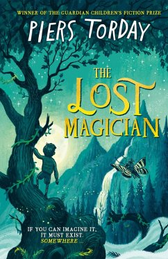 The Lost Magician (eBook, ePUB) - Torday, Piers