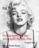Richtig bewerben fürs Schauspiel, Theater, Film (eBook, ePUB)
