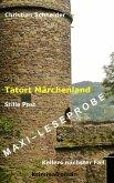 Tatort Märchenland: Stille Post - Maxi-Leseprobe (eBook, ePUB)