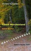 Tatort Märchenland - SOKO Selma (eBook, ePUB)