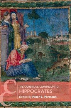Cambridge Companion to Hippocrates (eBook, ePUB)