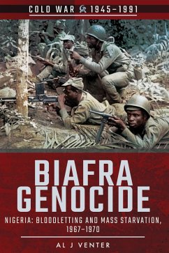 Biafra Genocide (eBook, ePUB) - Venter, Al J.